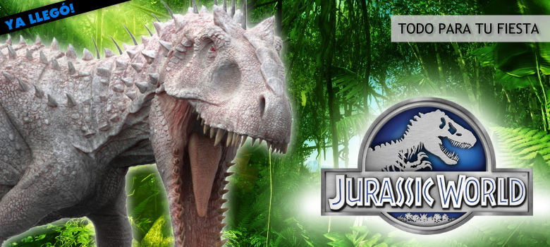 Cotill�n de Jurassic World